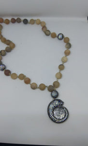 Druzy Beads Nckpcs - Ssoul Eternal You