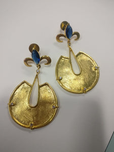 Gold Metal Earring - Ssoul Eternal You