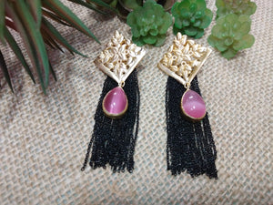 Cutwork Earring - Ssoul Eternal You