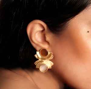 U Shaped Jhalak Earings - Ssoul Eternal You