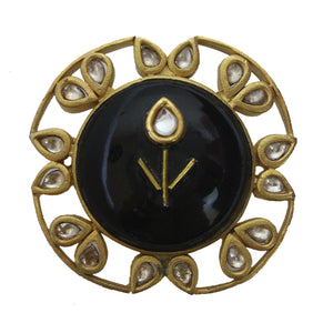 Onyx Metal Ring - Ssoul Eternal You