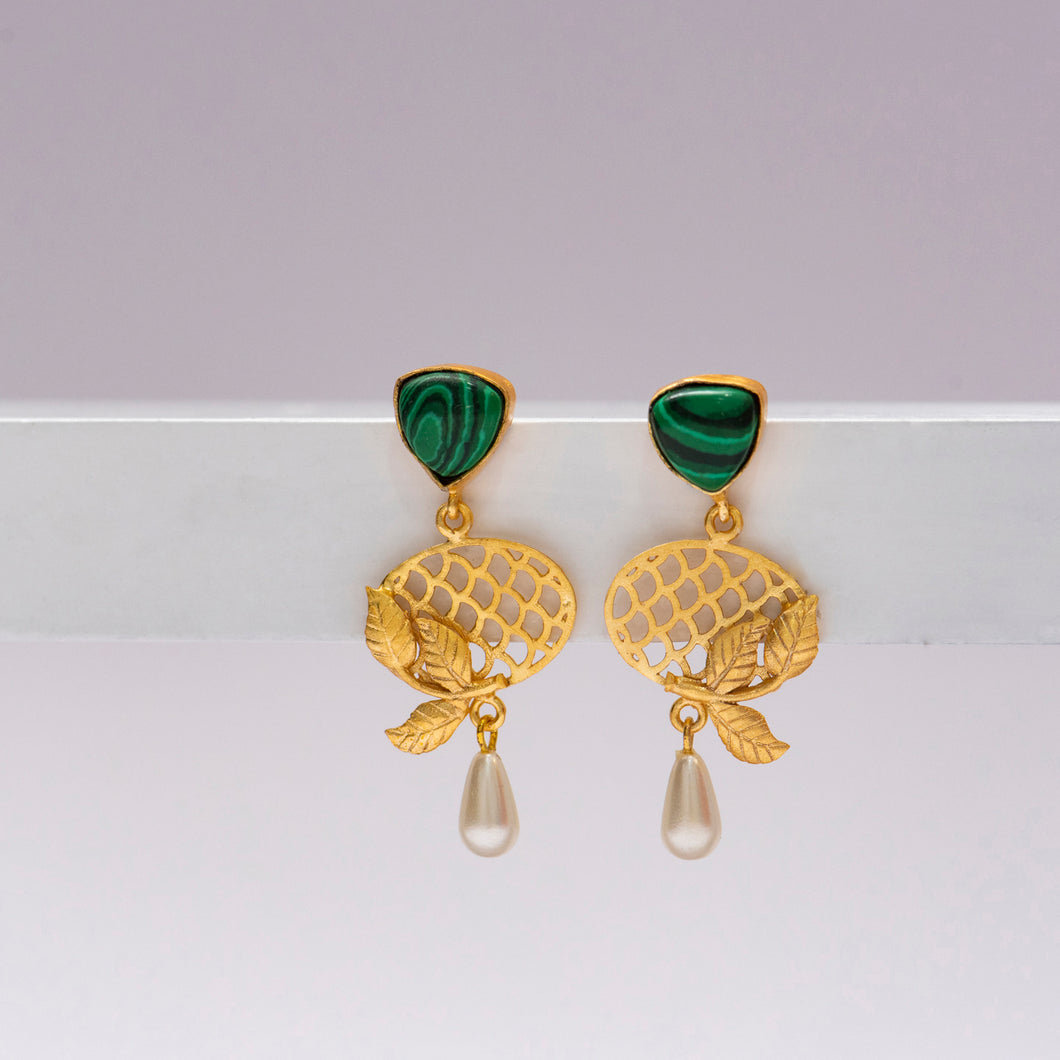 Malachite Nisarg Collection - Ssoul Eternal You