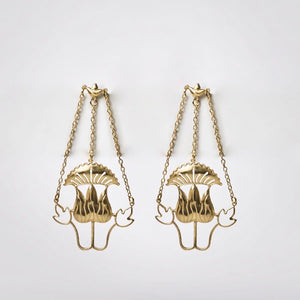 Hanging Ganden Earrings - Ssoul Eternal You