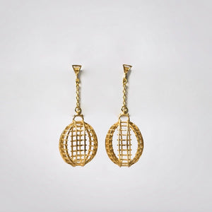 Mumbai Local Earrings - Ssoul Eternal You