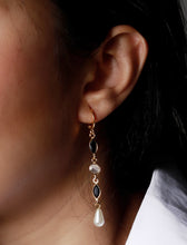 Load image into Gallery viewer, Baguette Earring - Ssoul Eternal You
