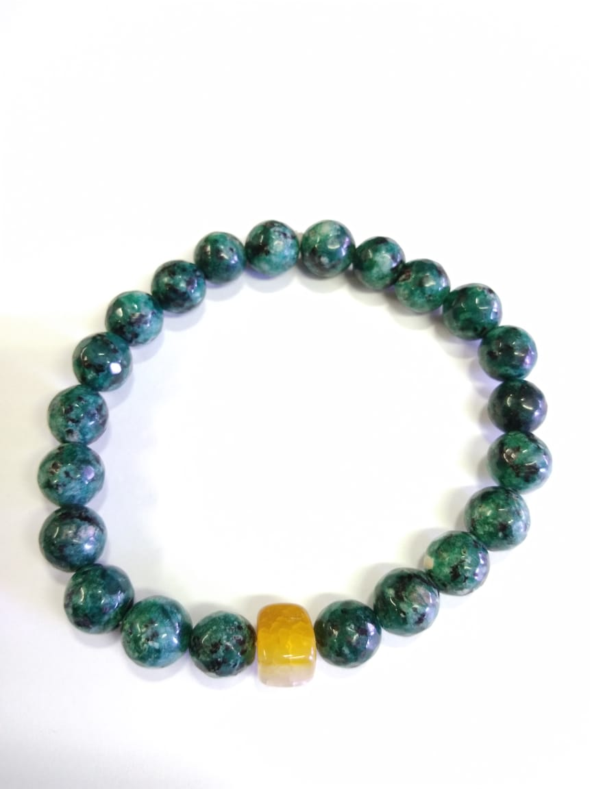 Healing Bracelets I am Prosperity for Him - Ssoul Eternal You