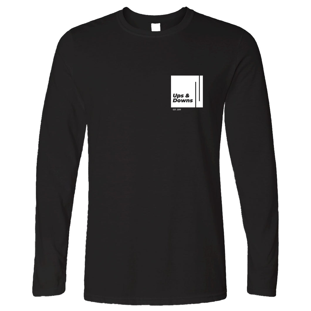 ups-downs-merchandise-store - Ups & Downs Long Sleeved - Long Sleeve