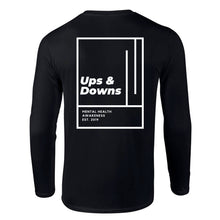 Load image into Gallery viewer, Ups & Downs Long Sleeved