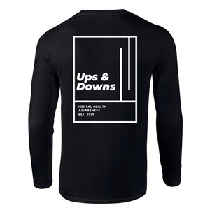 Ups & Downs Long Sleeved