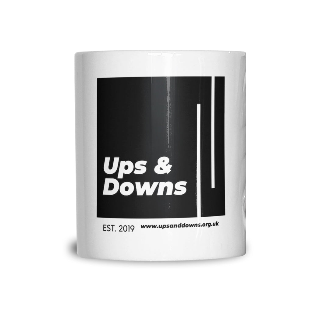 ups-downs-merchandise-store - Ups & Downs Mug - Mug