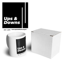 Load image into Gallery viewer, ups-downs-merchandise-store - Ups & Downs Mug - Mug