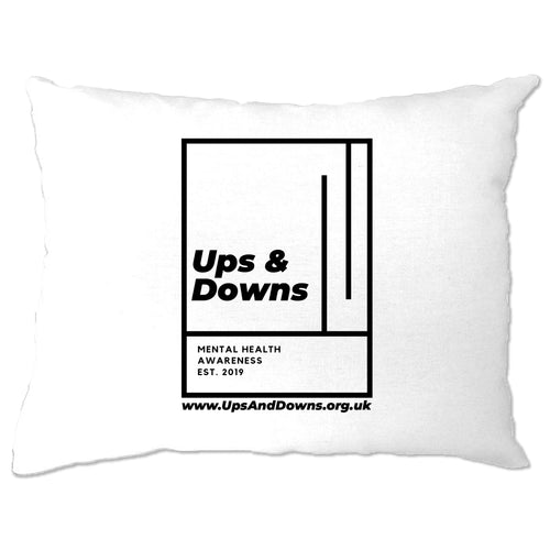 Ups & Downs Pillow Case