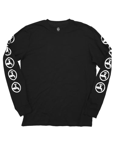Long Sleeve Circle Tap