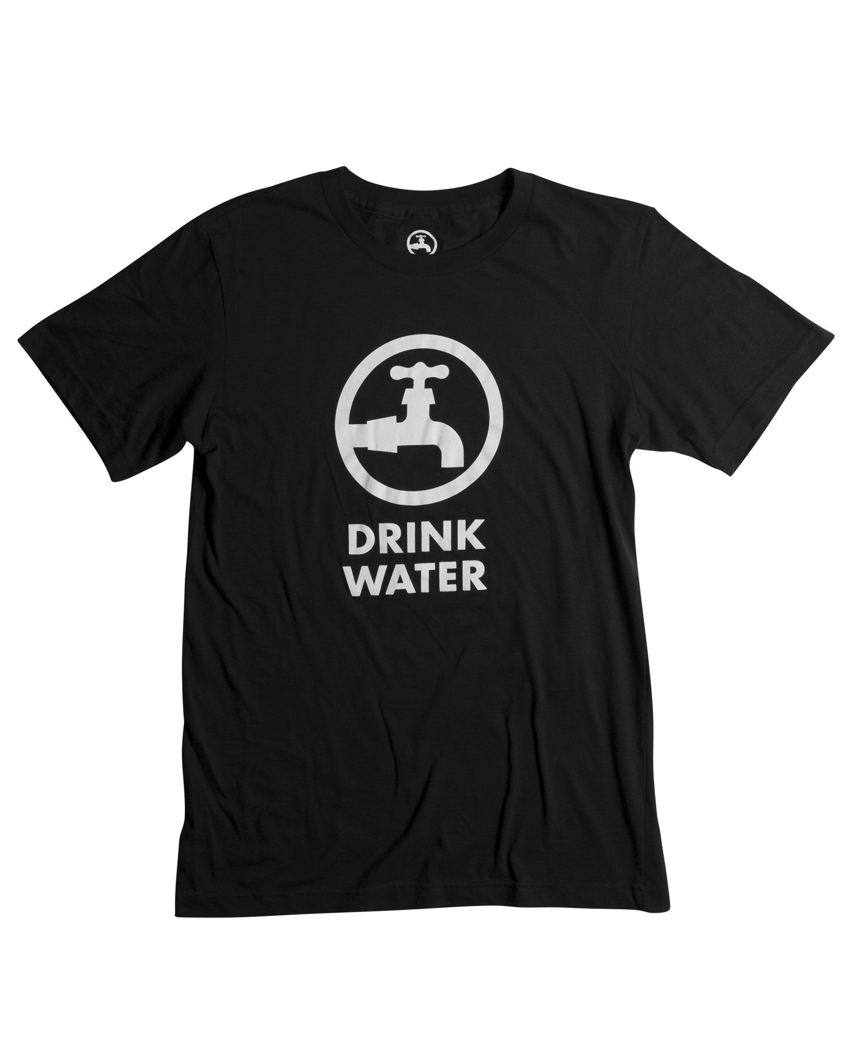 Original T-Shirt - Black | DrinkWater