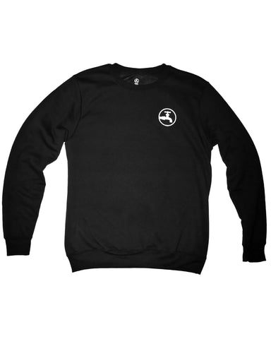 Crewneck Patch Sweatshirt