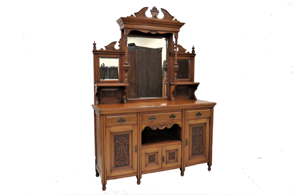 edwardian buffet