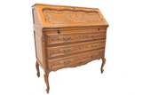 antique french secretary desk