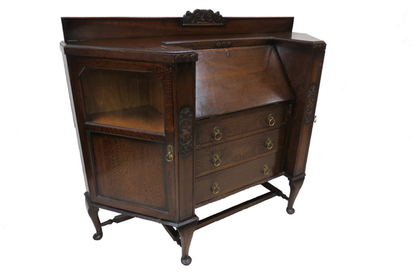 Antique Georgian Secretary