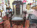 Vintage Wedding Chair Or Throne