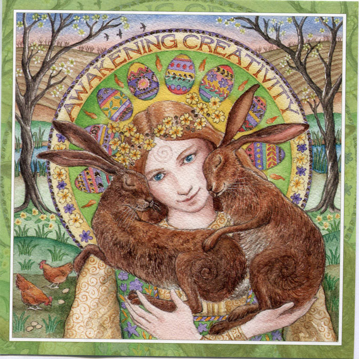 Ostara Information, Poem, and Spellwork 2020