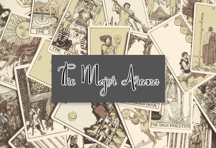 Tarot Talk: What is the Major Arcana