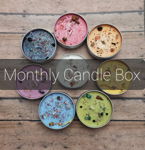 Candle of the Month Club