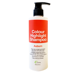 CINTA Colour Highlight Shampoo (250ml) - Auburn