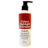 CINTA Colour Highlight Shampoo (250ml) - Burgundy