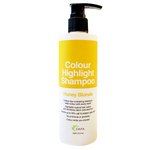 CINTA Colour Highlight Shampoo (250ml) -  Honey Blonde