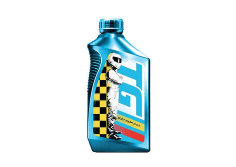 TOP GEAR Body Wash - Blue (350ml)
