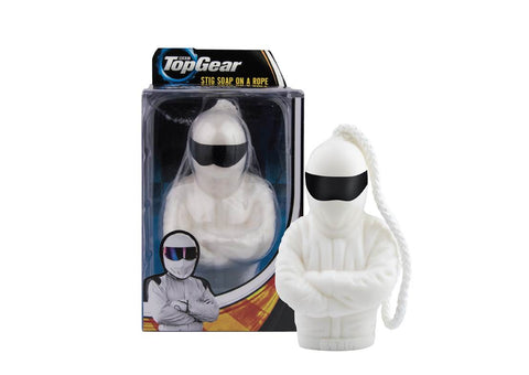 TOP GEAR Stig Soap on a Rope