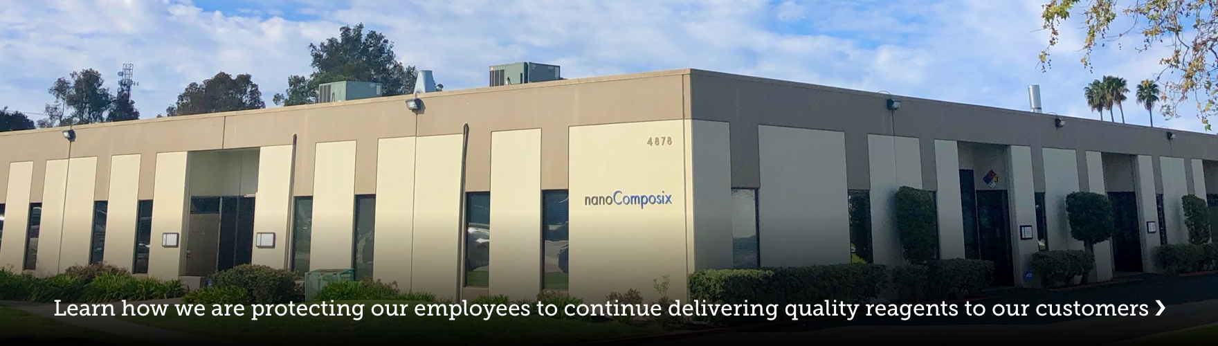 Learn how we are protecting our employees to continue delivering quality reagents to our customers