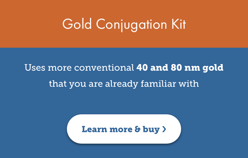 Gold Conjugation Kit