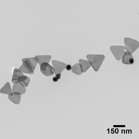 Silver Nanoplates, Peak Absorbance @ 1050 nm