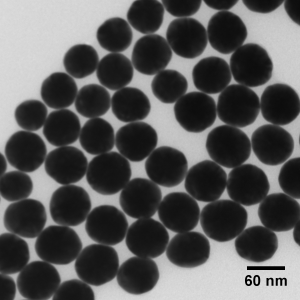 60 nm Gold Nanospheres