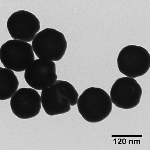 Gold Nanoshells, Peak Absorbance @ 660 nm
