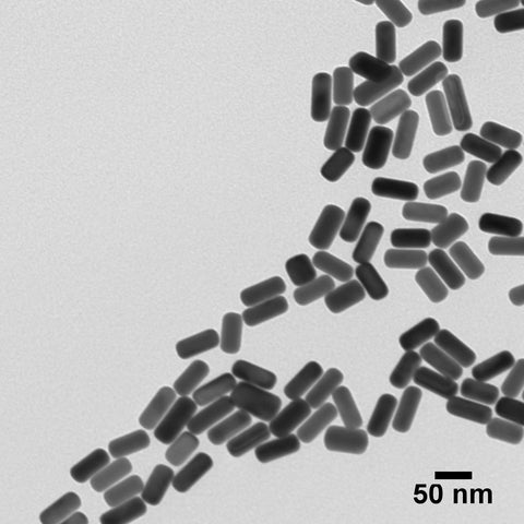 Gold Nanorods, Peak Absorbance @ 660 nm
