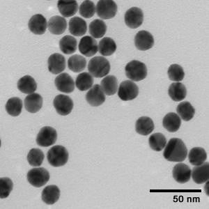 20 nm Gold Nanospheres