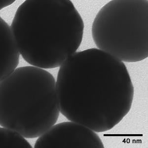 80 nm Gold Nanospheres for Covalent Conjugation