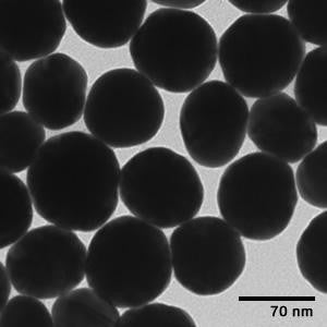 80 nm Gold Nanospheres