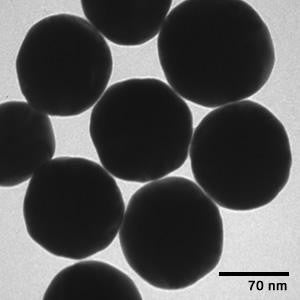 100 nm Gold Nanospheres