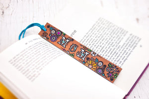 Custom Bookmark for Sarah