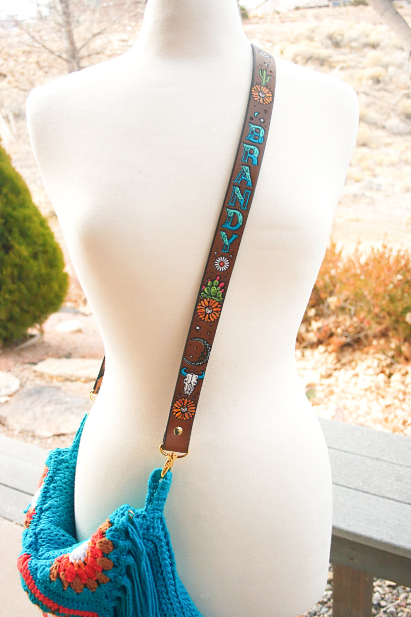 Desert Nights Crossbody Purse Strap