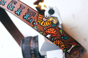 Custom Camera Strap for Demi