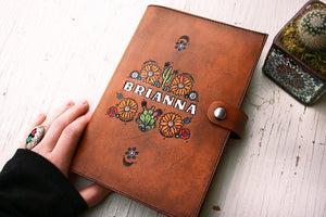 Custom Journal for Annie