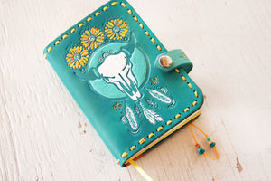 Custom Pocket Journal for Jenna