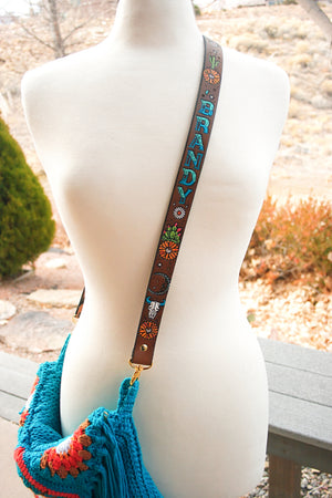 Custom Purse Strap for Allyssa