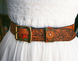 Custom Beachy Belt for Daryl