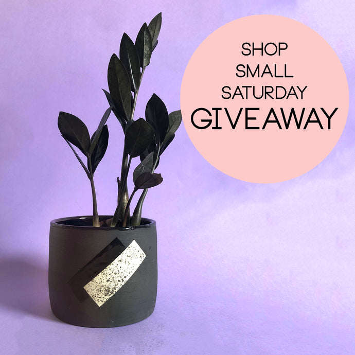 Shop Small Saturday Giveaway