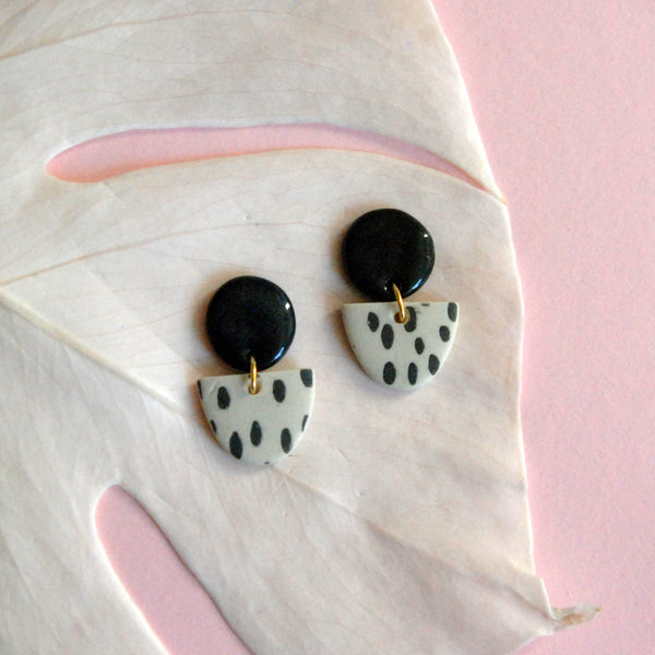 LUA EARRINGS // RAINDROPS